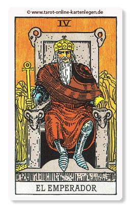Große Arkana Der Herrscher